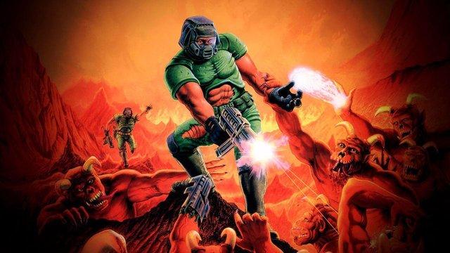 games similar to Doom