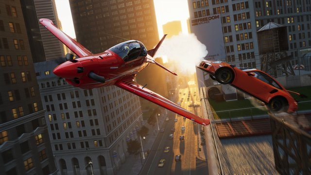 games similar to The Crew 2
