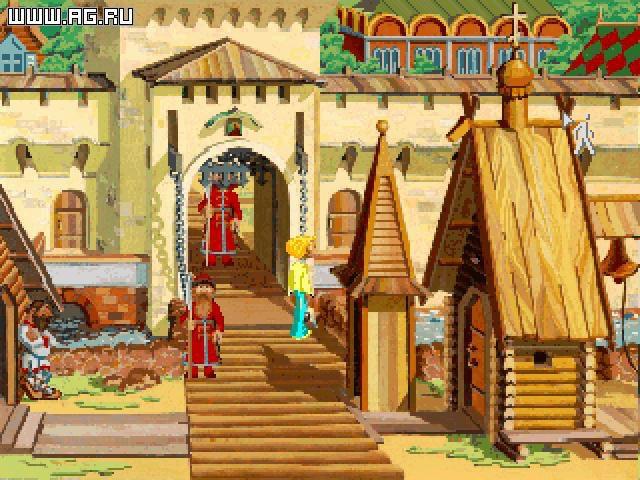 games similar to Tsarevna: A Medieval Russia Quest