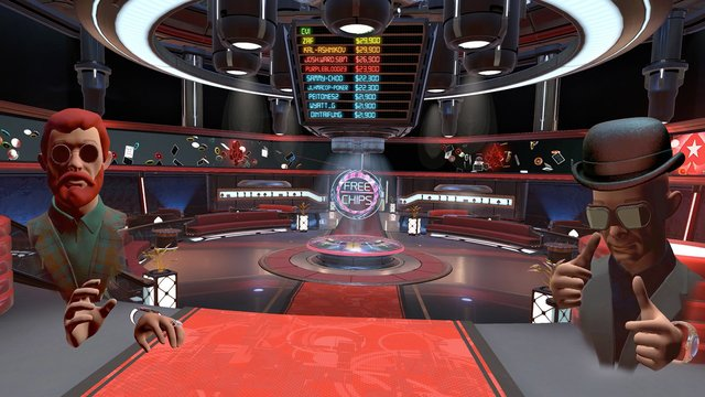 games similar to PokerStars VR
