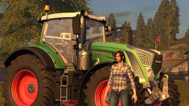 games similar to Farming Simulator 17