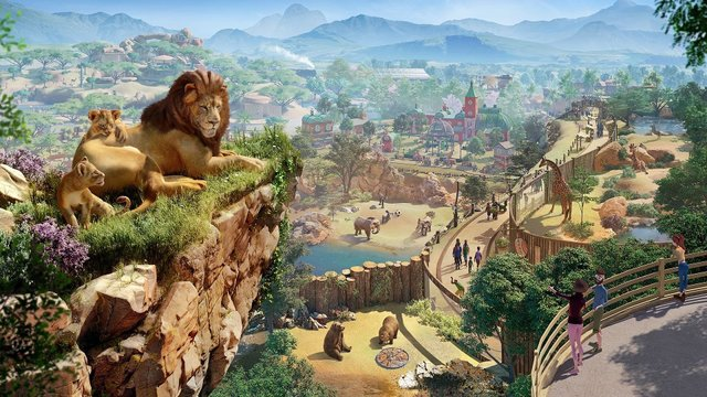 games similar to Planet Zoo