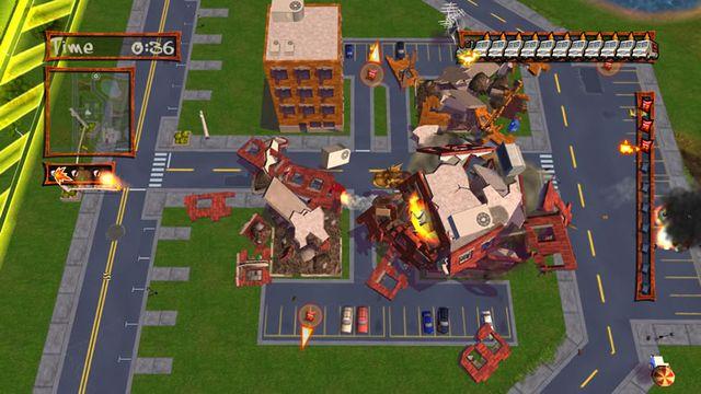 games similar to Dash of Destruction