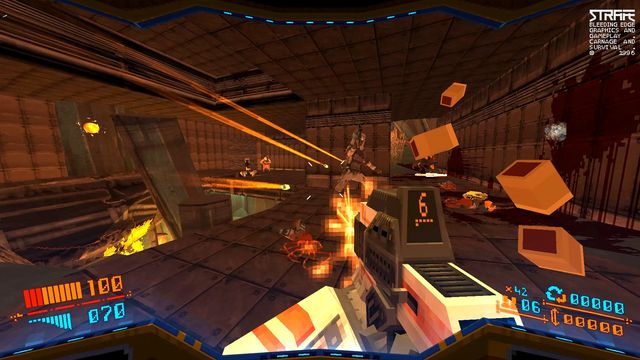 games similar to STRAFE