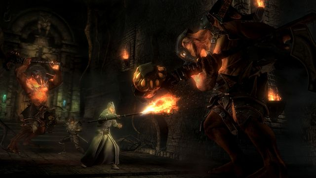 games similar to Two Worlds II HD   Call of the Tenebrae