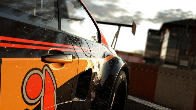 games similar to Project CARS