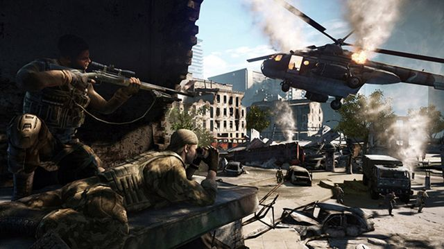 games similar to Sniper: Ghost Warrior 2