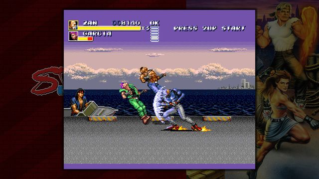 games similar to Sega Vintage Collection: Streets of Rage