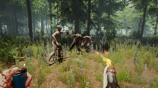 games similar to The Forest