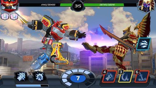games similar to Power Rangers: Legacy Wars