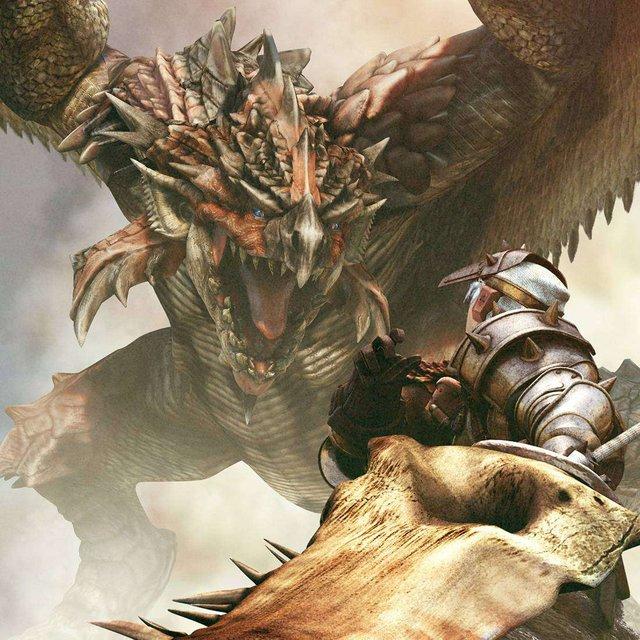 games similar to Monster Hunter Freedom