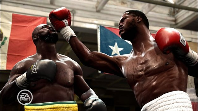 games similar to Fight Night Round 4