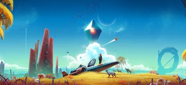 games similar to No Man's Sky