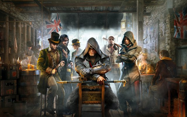 games similar to Assassin's Creed Syndicate