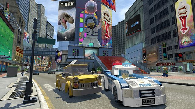 games similar to LEGO CITY Undercover