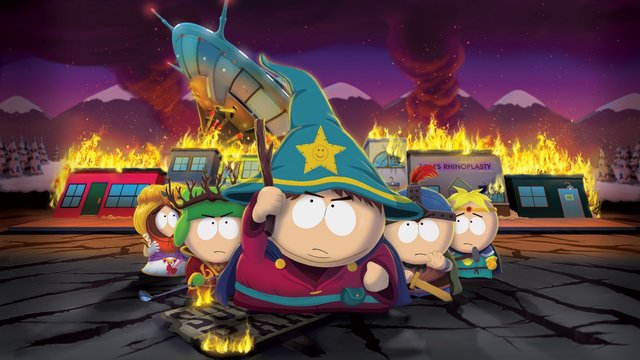 games similar to South Park: The Stick of Truth
