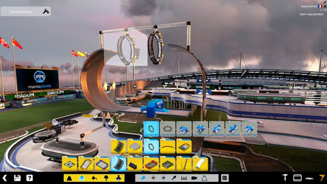 games similar to TrackMania² Stadium
