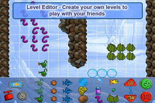 games similar to Freddi Fish and Luther's Maze Madness