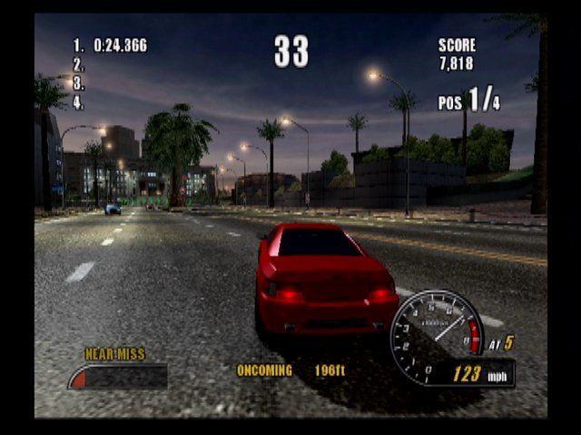 games similar to Burnout 2: Point of Impact (2013)