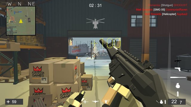 games similar to Low Poly Forces