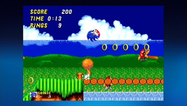 games similar to Sonic the Hedgehog 2