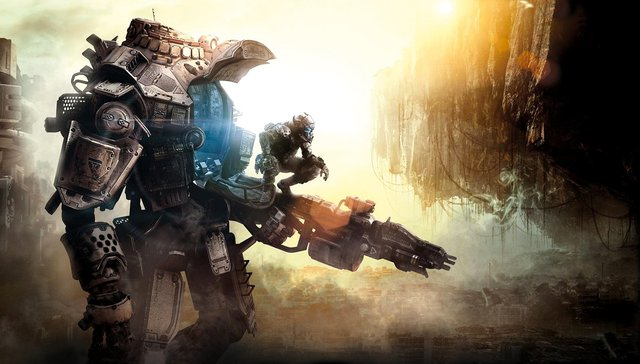 games similar to Titanfall