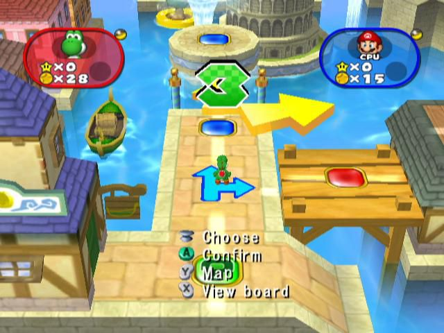 games similar to Mario Party 7