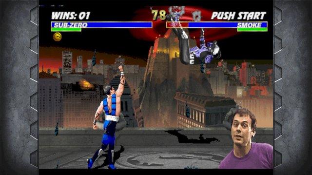 games similar to Mortal Kombat Arcade Kollection