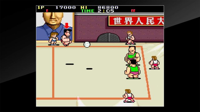 games similar to Arcade Archives Super Dodge Ball