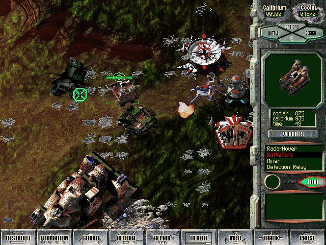 games similar to Extreme Tactics