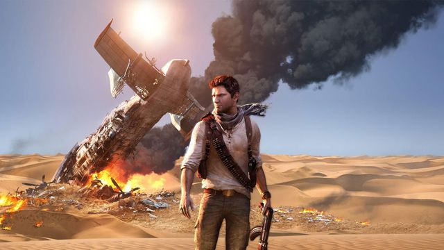 games similar to Uncharted 3: Drake's Deception