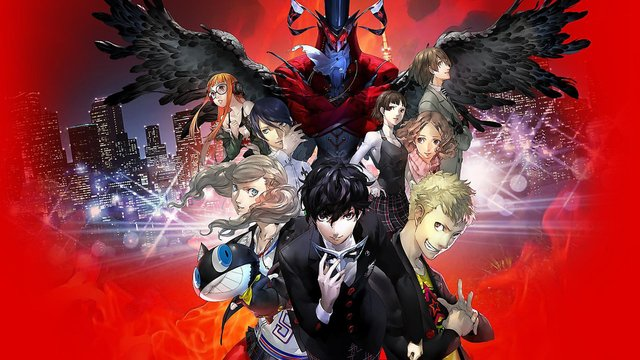 games similar to Persona 5