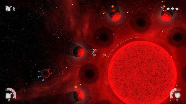 games similar to Solar Flux