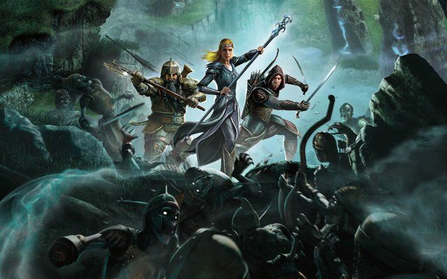 games similar to Lord of the Rings: War in the North