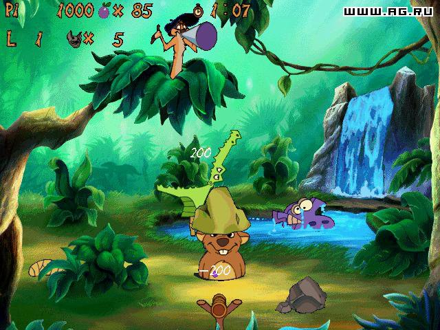 games similar to Timon & Pumbaa's Jungle Games