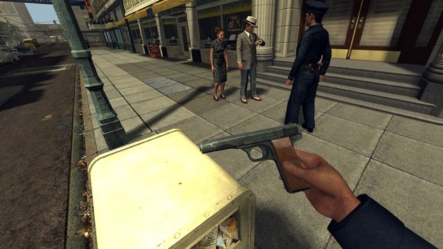 games similar to L.A. Noire: The VR Case Files