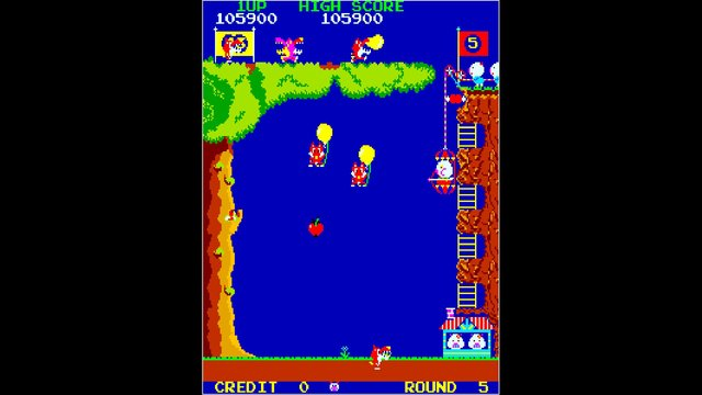 games similar to Arcade Archives POOYAN