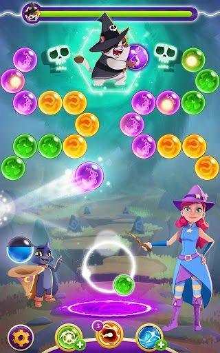 games similar to Bubble Witch 3 Saga