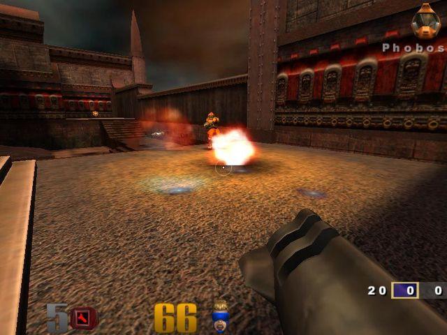 games similar to Quake III Arena (1999)