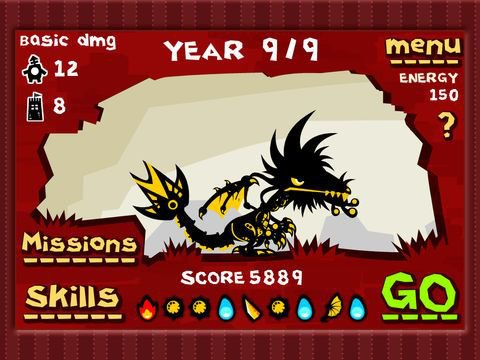 games similar to Dragon Evolution Free