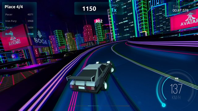 games similar to Driftpunk Racer