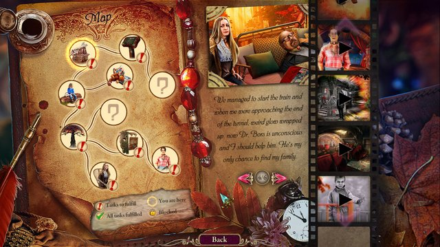 games similar to Surface: The Pantheon Collector's Edition