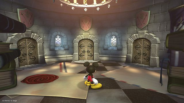 games similar to Castle of Illusion Starring Mickey Mouse