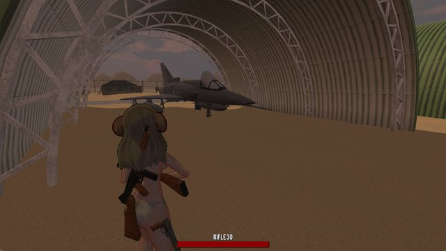 games similar to Hentai   Area 51