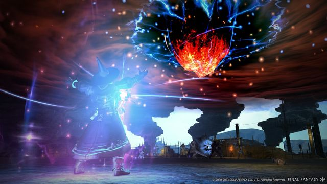 games similar to FINAL FANTASY XIV: A Realm Reborn
