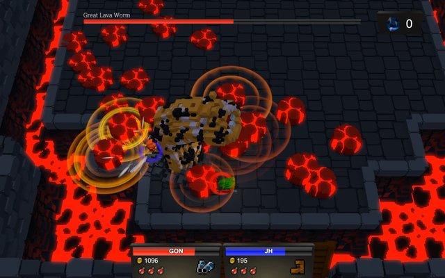 games similar to Deep Dark Dungeon