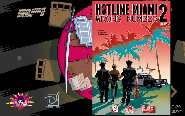 games similar to Hotline Miami 2: Wrong Number Digital Comic