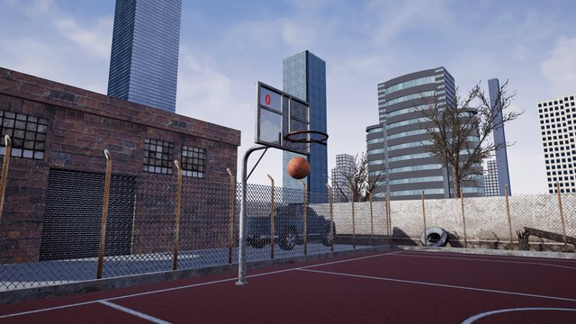 games similar to Streetball VR