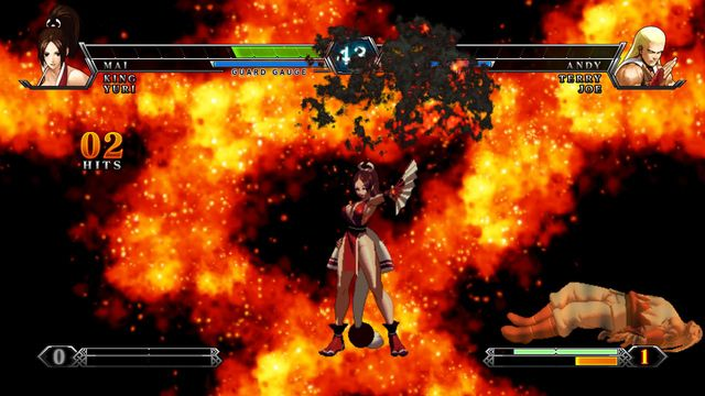 games similar to THE KING OF FIGHTERS XIII STEAM EDITION
