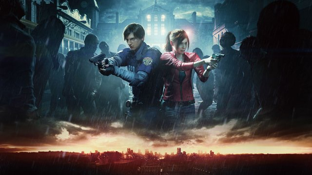 games similar to Resident Evil 2